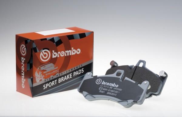 BREMBO Bremsbeläge Sport (VA)