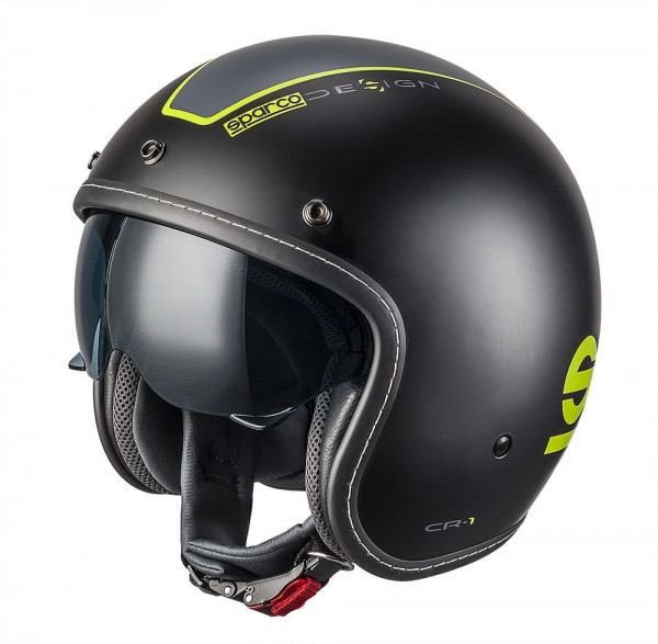SPARCO Helm CR-1 ABS (ECE 22)