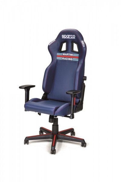 MARTINI RACING - SPARCO Gaming- und Bürostuhl