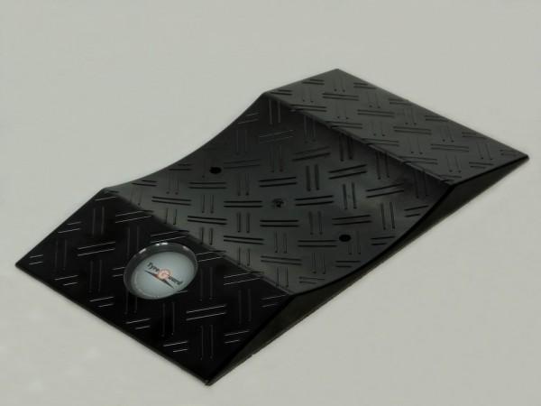 TYREGUARD Reifenschoner 2er Set schwarz