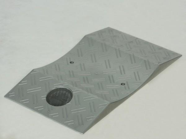 TYREGUARD Reifenschoner 4er Set silber