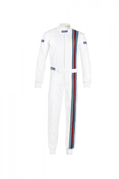 SPARCO MARTINI RACING Overall Vintage Look