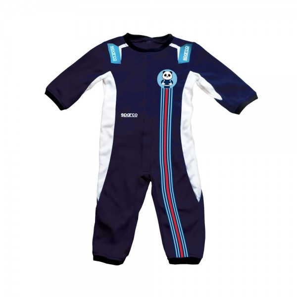 MARTINI RACING SPARCO Baby Overall Stripes