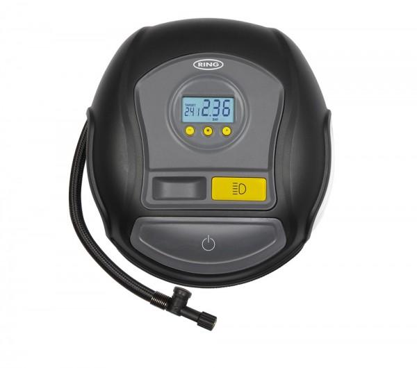 RING Kompressor RTC 600, 12V Betrieb mit LED Licht
