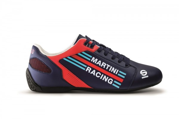 MARTINI RACING - SPARCO Sneakers SL-17 Echt Leder
