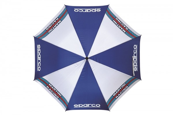 MARTINI RACING - SPARCO Regenschirm mit Automatik