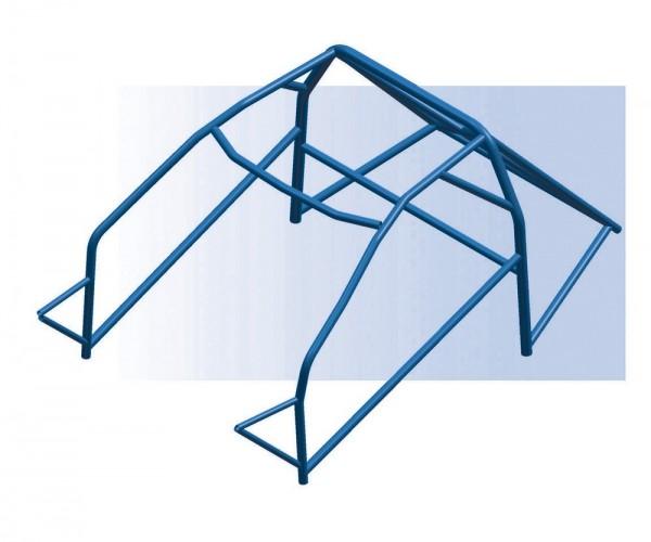 SPARCO Überrollkäfig, Typ 2B (FIA-Norm)