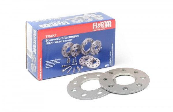 DR-Set 10mm pro Achse/M12 o.Bef'material