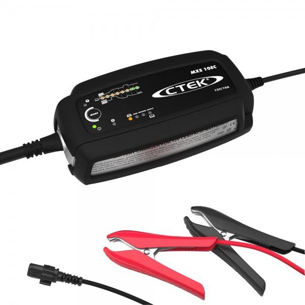 CTEK Multi XS 10 EC Ladegerät 12V mit 4m Ladekabel