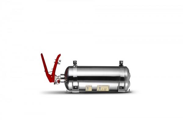 SPARCO Feuerlöscher Inox mechanische Auslösung