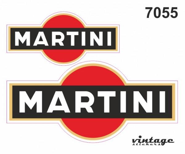 MARTINI Aufkleber