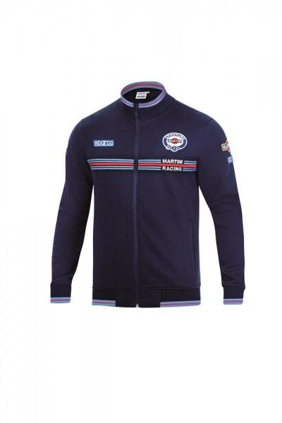MARTINI RACING - SPARCO Sweatshirt Fullzip